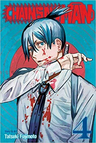 Chainsaw Man, Vol. 4 (4) PAPERBACK – 2021 by Tatsuki Fujimoto