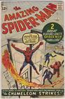 Amazing Spiderman Comic 1