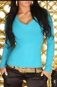 Ladies Knitted Jumper Size 10