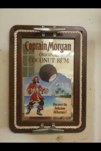 Captain Morgan Mirror Ebay