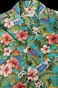 Mens Parrot Shirt