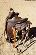 Used Ranch Saddle