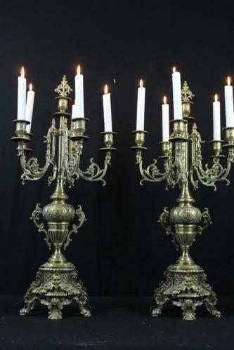 French Candelabra Antiques Ebay