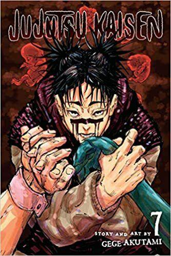 Jujutsu Kaisen, Vol. 7 PAPERBACK – 2020 by Gege Akutami