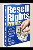 eBooks with Resale Rights