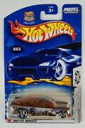 Hot Wheels Nomadder What