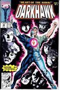 Darkhawk Comic