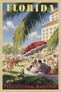 Florida Travel Poster