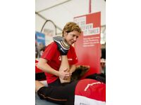 Volunteer Massage Therapist - Greater Manchester Marathon