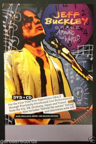 Jeff Buckley Poster: Entertainment Memorabilia   eBay