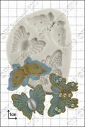 Butterfly Sugarcraft Mould