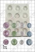 Silicone Button Mould
