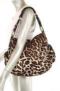Prada Leopard Handbag