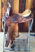 Used Billy Cook Saddles