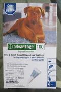 Advantage Flea Dog