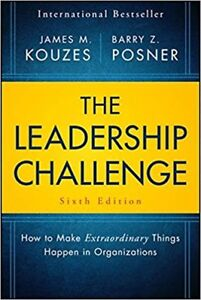 The Leadership Challenge TextBook