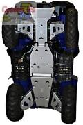 Grizzly 700 Skid Plates