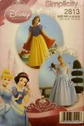 Cinderella Costume Pattern