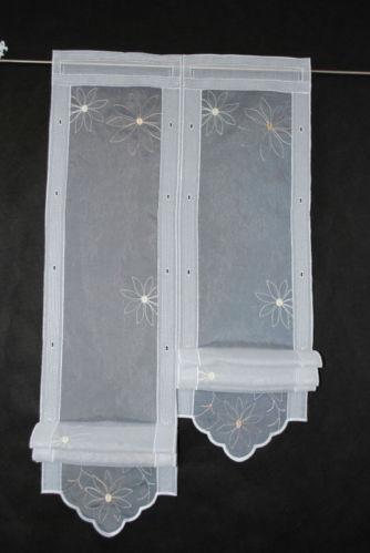 bistrogardine k che gardinen vorh nge ebay. Black Bedroom Furniture Sets. Home Design Ideas