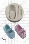Sugarcraft Shoe Mould