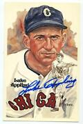 Luke Appling Signed