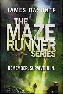 The MAZE RUNNER Series - 4 Books in shrink wrap - NEW