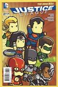 Justice League 1 Comic