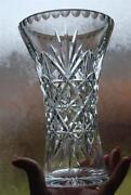 Edinburgh Crystal Vase