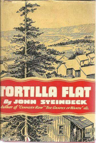 tortilla flats ap book report The setting in tortilla flat shows the story took place in a certain time and place setting also reveals character symbols, ideas beyond the object itself and images, perceptible to the senses--the novelist's use of concrete objects and events is most important in letting the reader know what is meant and how the writer wants the reader to feel about what is going on.