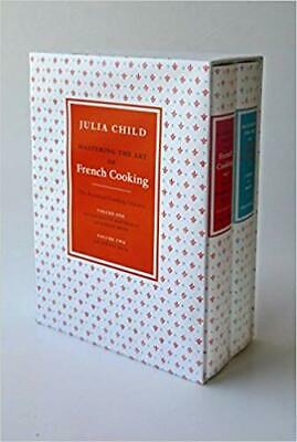 Mastering the Art of French Cooking (2 Volume Set) by Julia Child HARDCOVER 2009