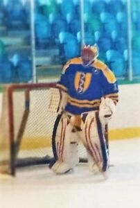 Sr. Goalie Looking For Some Ice Time