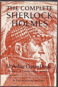 2 Hardcover Sherlock Holmes Books For Sale