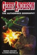 Gerry Anderson Signed