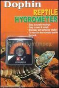 Thermometer Hygrometer Terrarium