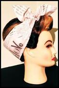 Pin Up Head Scarf