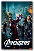 Marvel Avengers Movie Poster