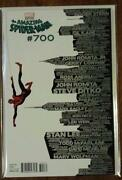 Amazing Spiderman 700
