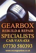 VW Transporter T5 Gearbox