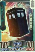 Doctor Who Trading Cards Tardis