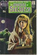 House of Secrets Comic Book