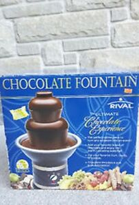 **REDUCED** Rival Chocolate Fountain model CFF5-CN