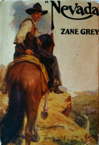 Zane Grey Nevada Books Ebay