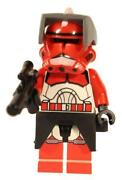 Lego Star Wars Minifigures Commander Fox