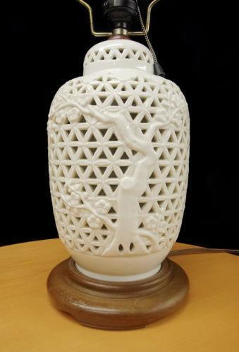 Blanc De Chine Lamp Ebay