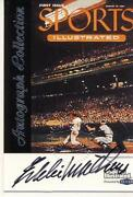 Eddie Mathews Autograph