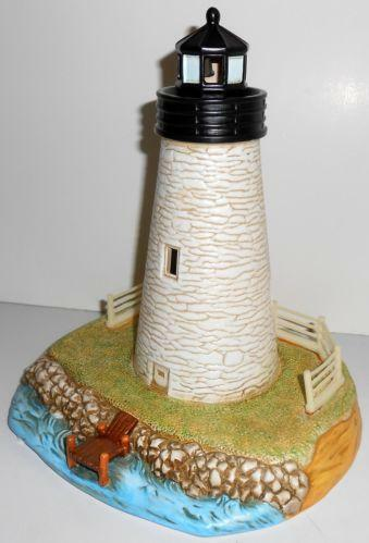 Lefton Lighthouse Lamp Ebay