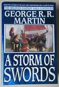 George R R Martin First Edition