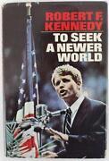 Robert Kennedy Signed
