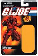 Gi Joe Card Game
