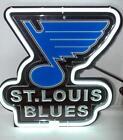 Hockey Neon Sign